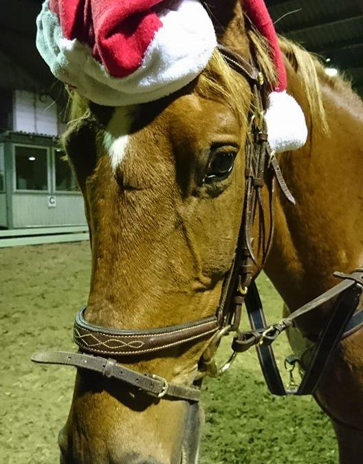 Juleafslutning i SVR