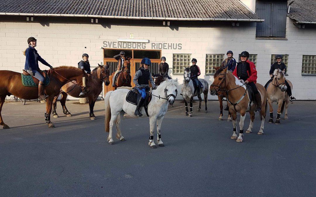 Generalforsamling i Svendborg Rideklub