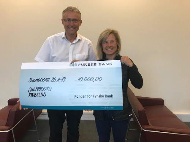 Tak til Fonden for Fynske Bank